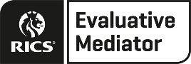RICS Evaluative mediator